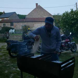 barbecue gite